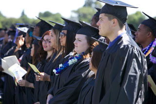 Solano Community College: Graduation and Commencement