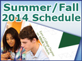 Spring 2014 Schedule of Classes