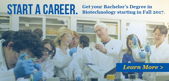 SCC Biotech 4 Year Degree