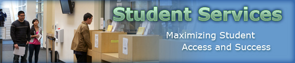 Student Services Header